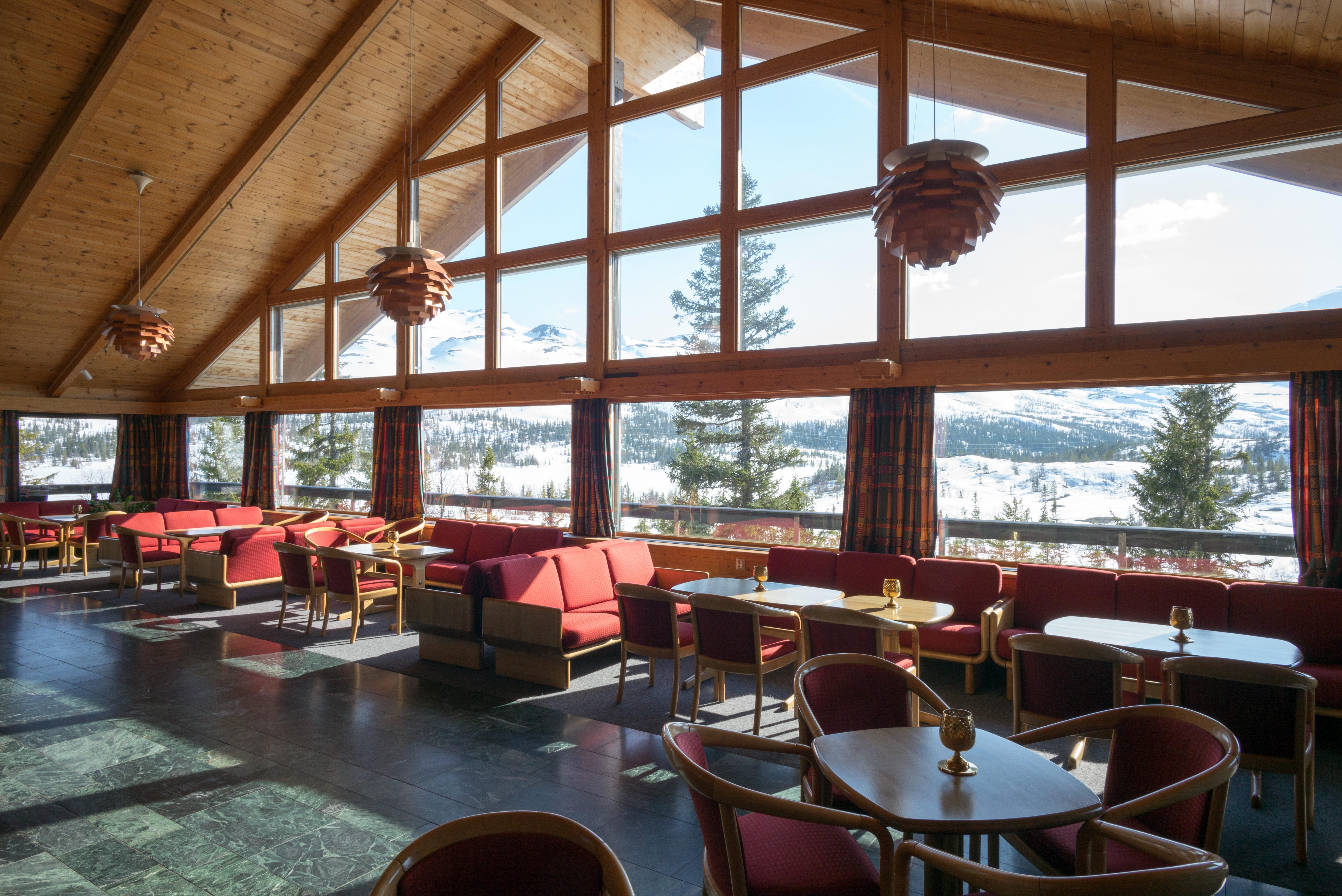 Gaustablikk Høyfjellhotell