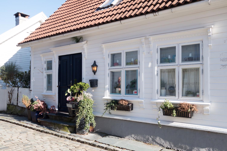 Stavanger old town