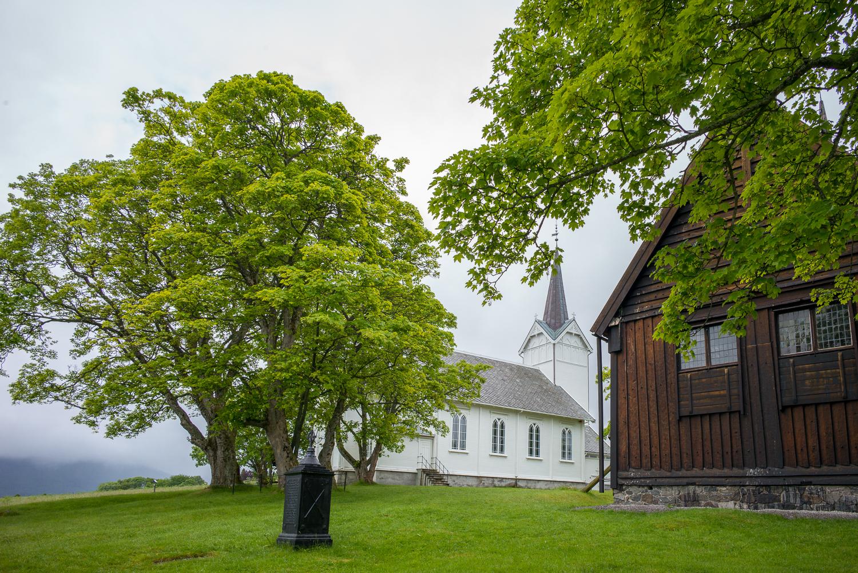 Kvernes stave church