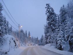 Holmenkollen ski area