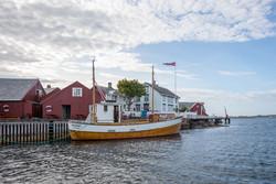 Håholmen island