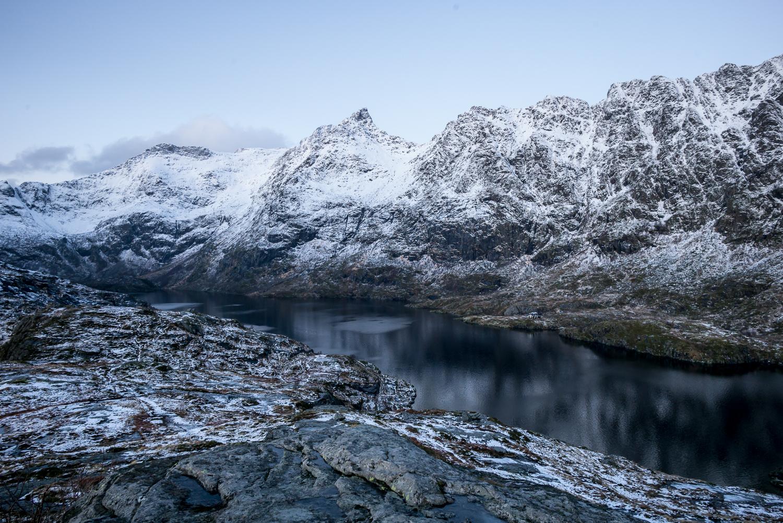 Landscape around Å