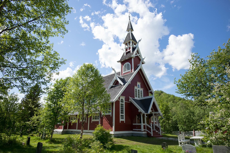 Neiden church