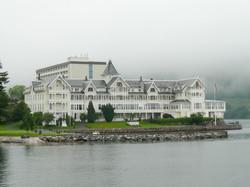 Kviknes Hotel Balestrand, Sognefjord