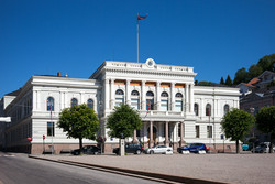 City hall in Skien