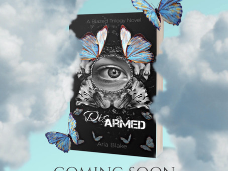 Disarmed Cover Reveal!