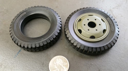 Molded Tires