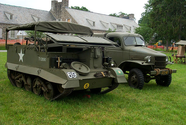 WWII T-16 Universal Carrier | 1940 Dodge WC-1