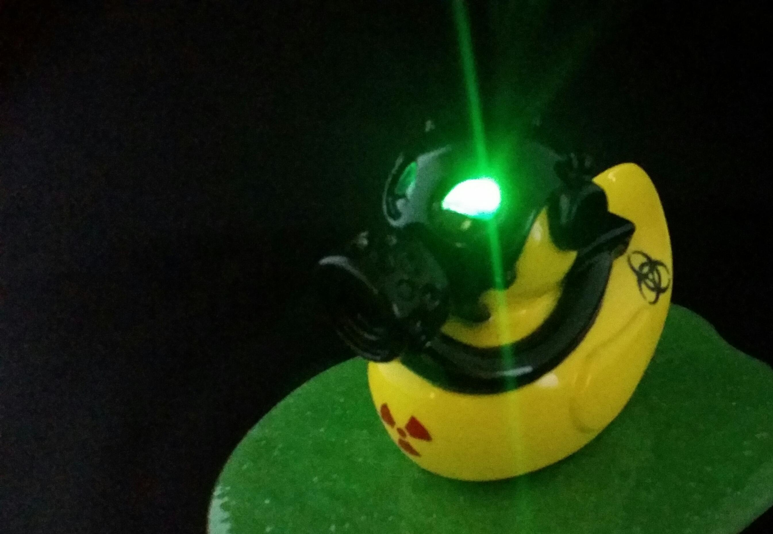 Radioactive Ducky