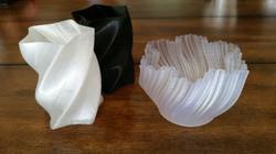 SLA and PLA Prints