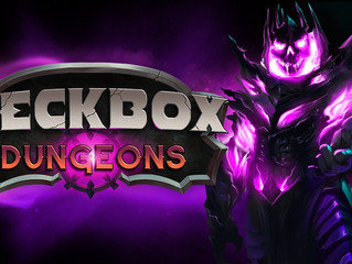 Deck Box Dungeons Arrives on Kickstarter!