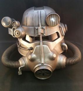 Fallout 3 - T45D Power Helmet