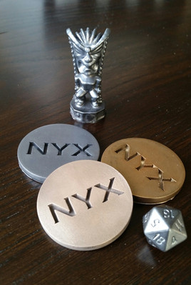 Castings with Metallic Finishes