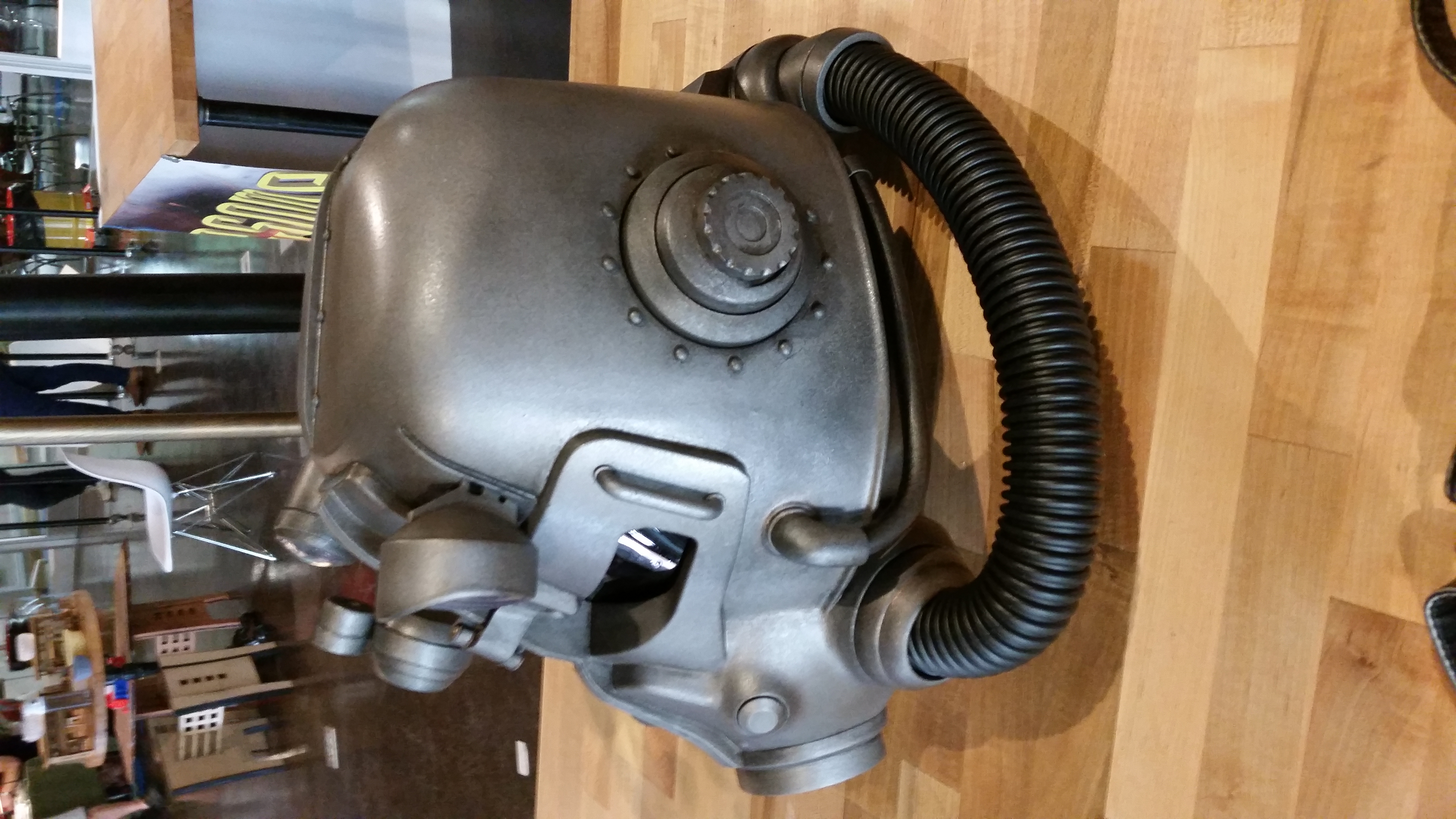 T-45 Helmet Side View