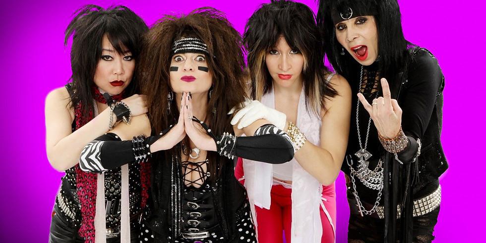 Girls Girls Girls w/The Iron Maidens