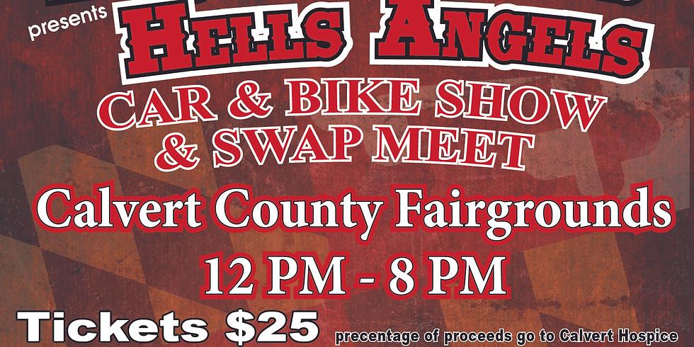 Maryland Nomads Presents Hells Angels Car & Bike Show & Swap Meet