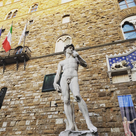 Firenze is Always a Good Idea; Florence Day 1