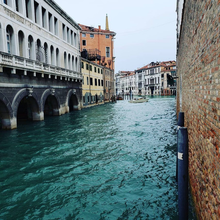 We Came, We Saw, We Loved; Venice Day 1