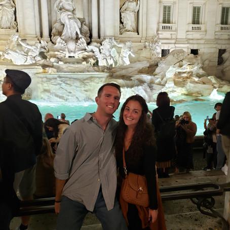 When In Rome; Rome Day 1