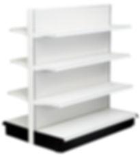 Summit Gondola with Shelves