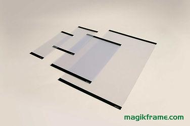 Magik Frame - Custom Sizing