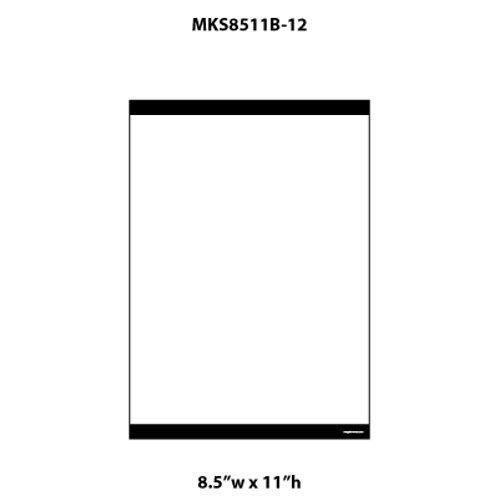 "Magik Frame 8.5""W x 11""H (Pack of 3)"