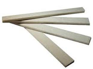 "Felt Strips, Adhesive back, 1.5"" x 17"" x .25, 36ea"