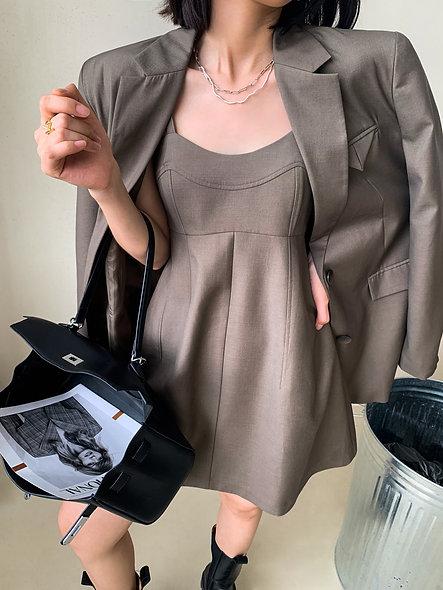 MZINGRIDZHOP   10% CASHMERE BODYCON DRESS