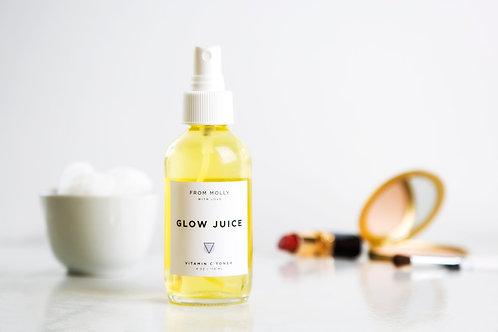 MZINGRIDZHOP | FROM MOLLY WITH LOVE Glow Juice Vit C AHA Toner
