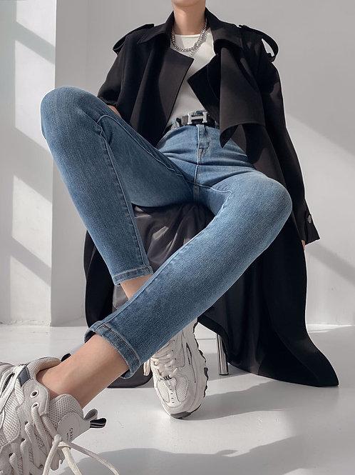 MZINGRIDZHOP | High Waisted Skinny Jeans