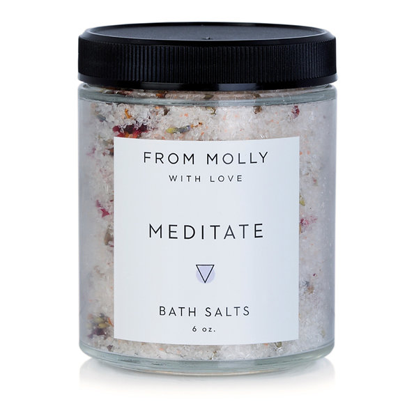 MZINGRIDZHOP | FROM MOLLY WITH LOVE Meditate Bath Salts