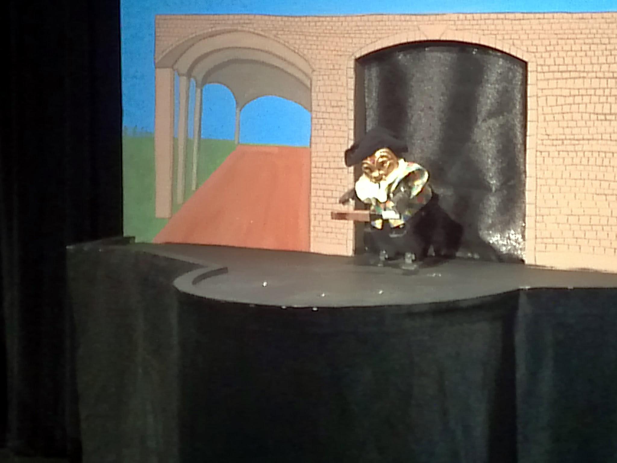 Commedia Robotica - Arliquino