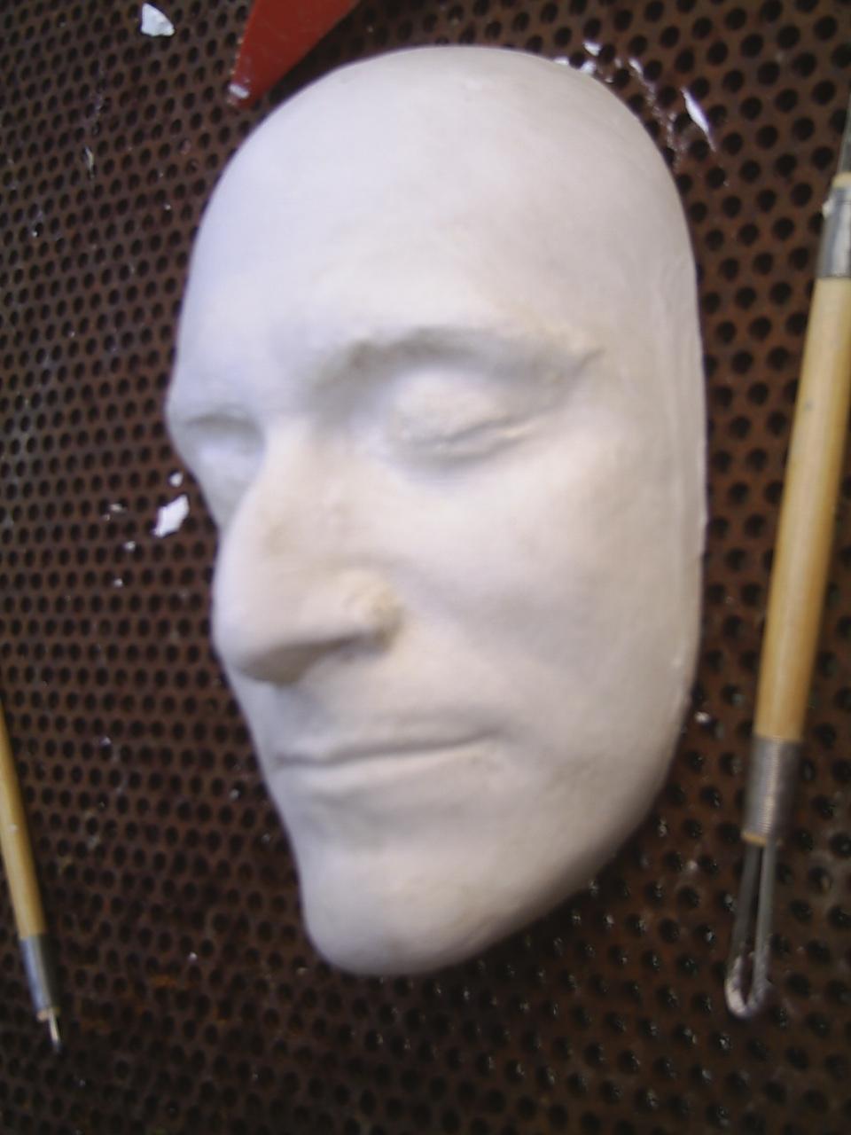 Life Mask - Artist