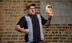 (becoming) Hue Man - Nose/Real Man