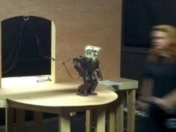 Commedia Robotica - Pantalone