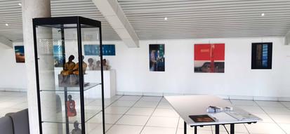 Accrochage Philippe Saucourt / Exposition ALTIGONE à St Orens (mars/avril 2020)