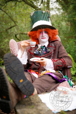 Nevendon Manor Events (The Mad Hatter)