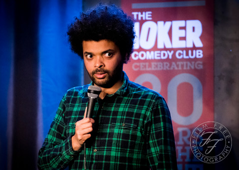 Johnny Cochrane @ Joker Comedy Club