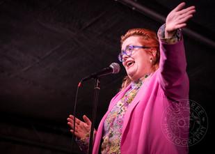 Jayde Adams @ The Garden Gatherings Comedy Gala
