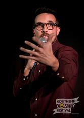 Ross McGrane @ The Southend Comedy Festival