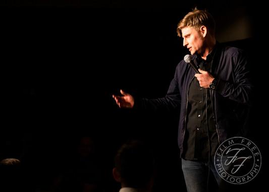 Scott Bennett @ Joker Comedy Club