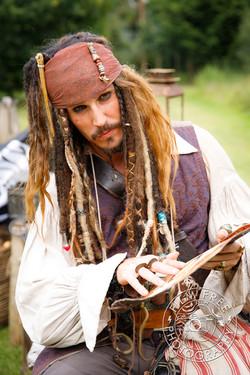 Captain Jack Sparrow (Jason Coster - Skull & Sword Creations)