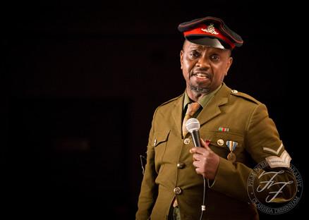 President Obonjo @ Joker Comedy Club