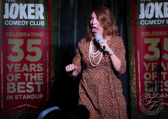 Pam Ford @ Joker Comedy Club