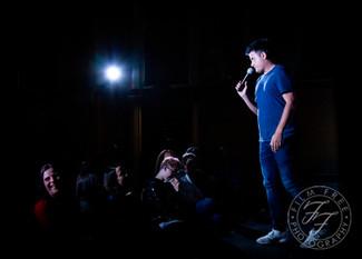 George Zach@ Braintree Comedy Club