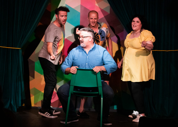 Laughing Out Proud Improvised Comedy Troupe