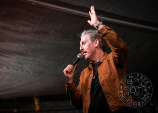 Carl Donnelly @ The Garden Gatherings Comedy Gala