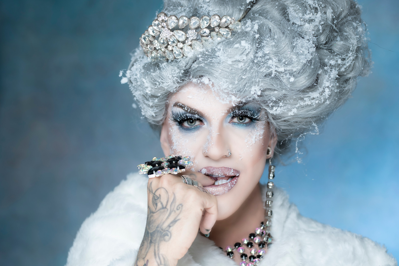 Shyanne (Ice Queen) - Clarissa Debenham
