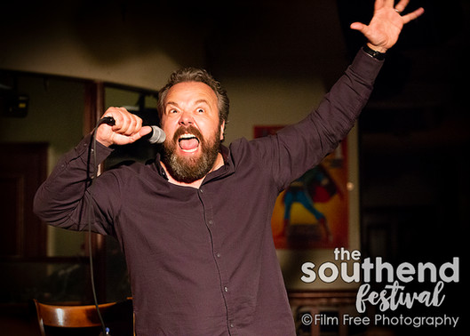 Hal Cruttenden @ The Southend Comedy Festival