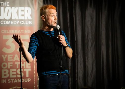 Ben Norris @ Joker Comedy Club